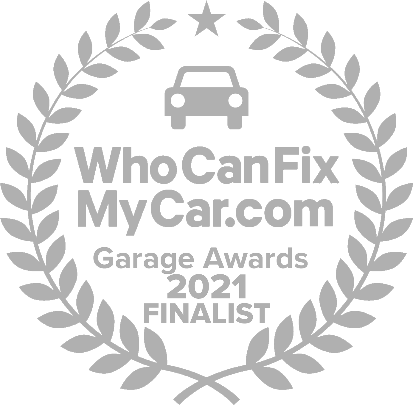 Garage Awards 2021 Finalist