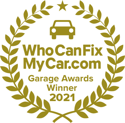 Garage Awards 2021 Winner