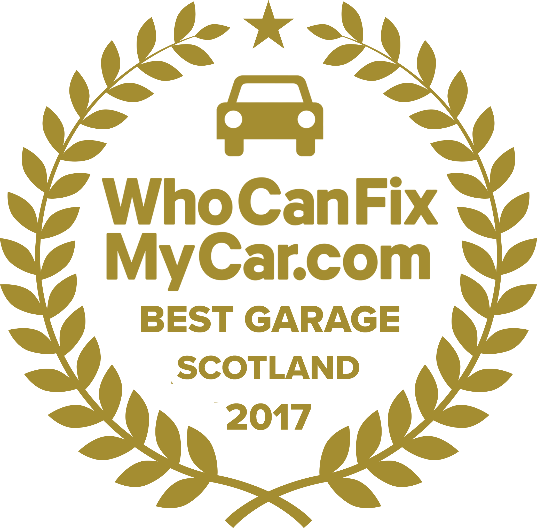 Best Garage 2017 - Scotland