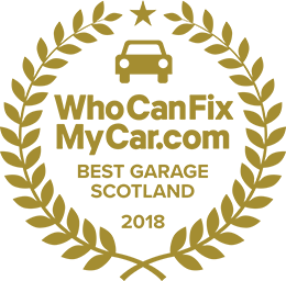 Best Garage Scotland 2018