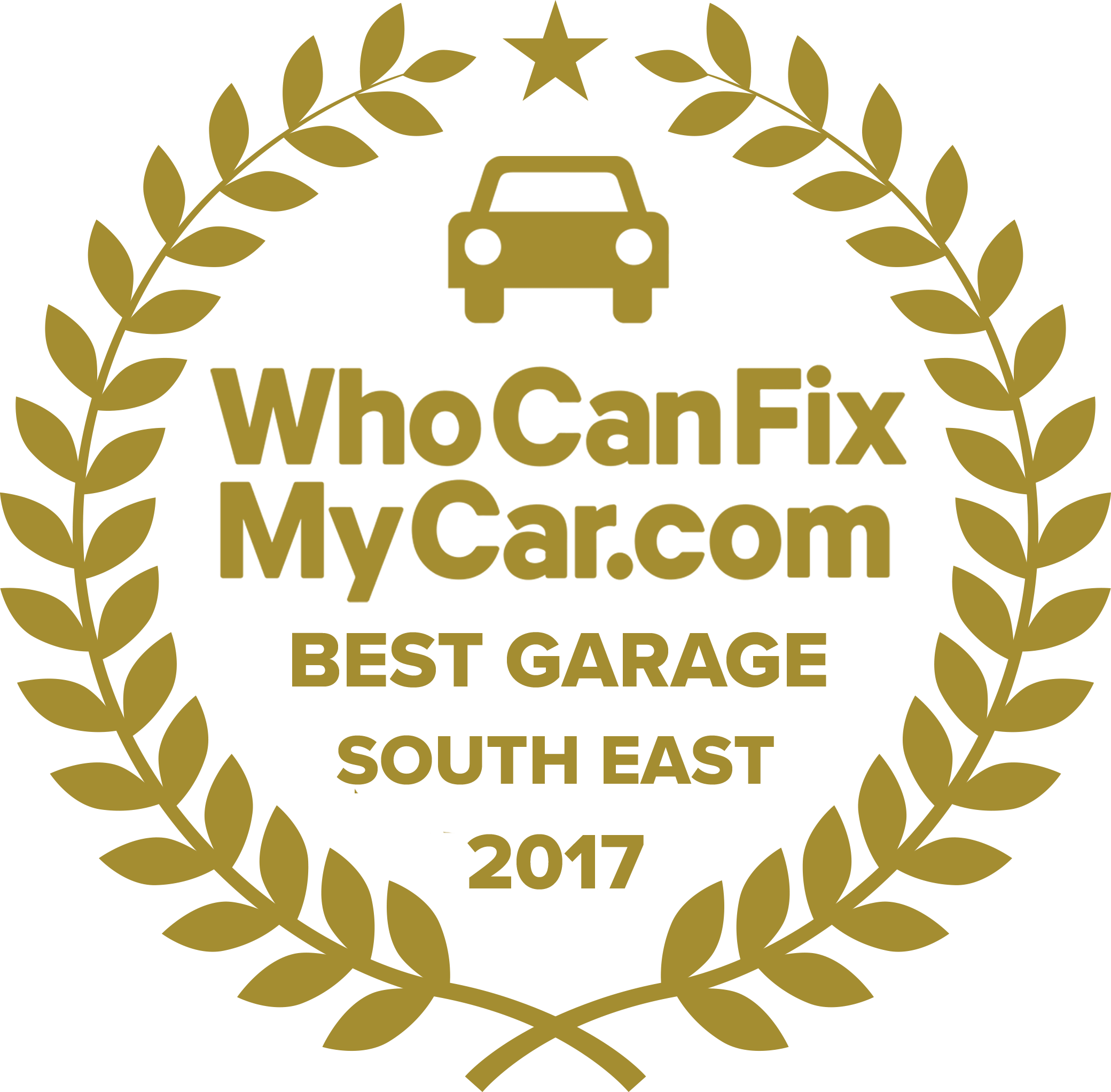 Best Garage 2017 - South East
