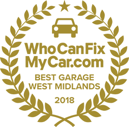 Best Garage West Midlands 2018