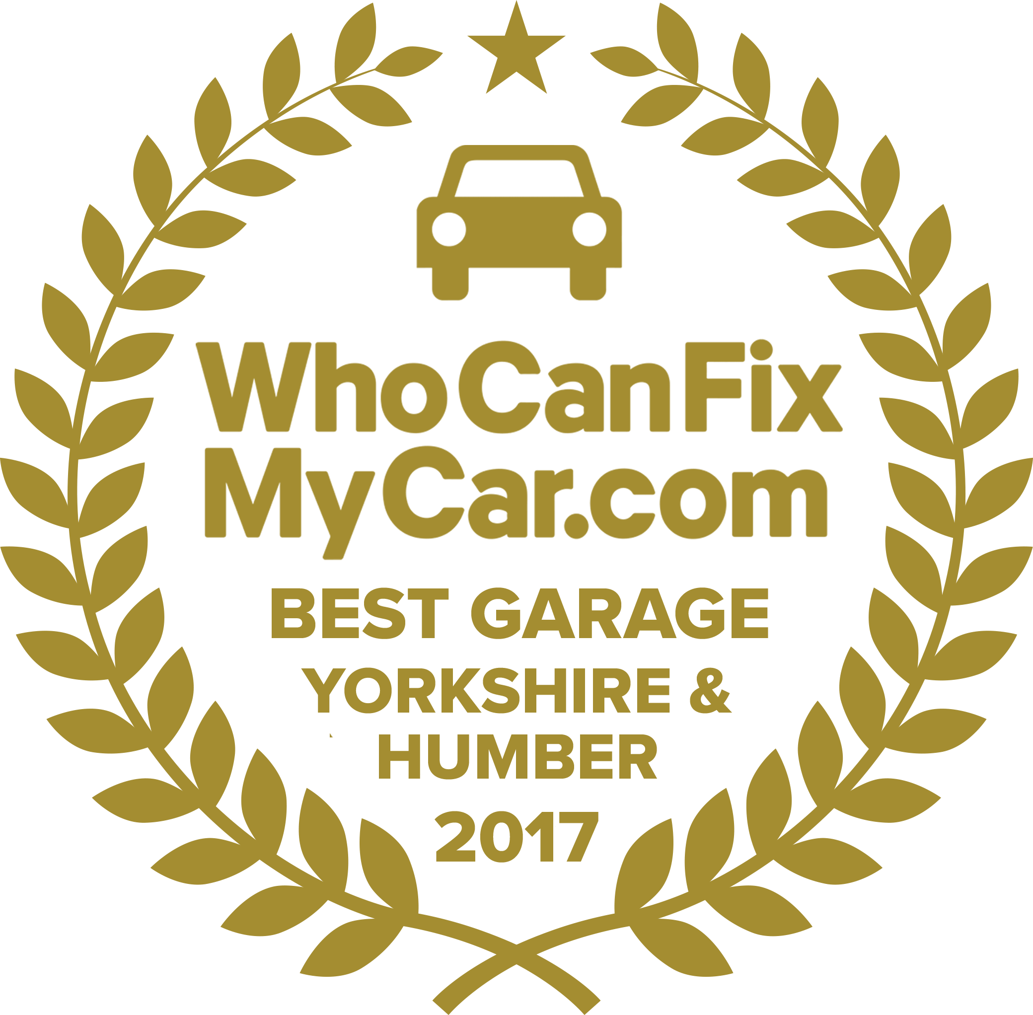 Best Garage 2017 - Yorkshire & Humber