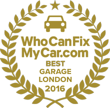 Best Garage 2016 - London