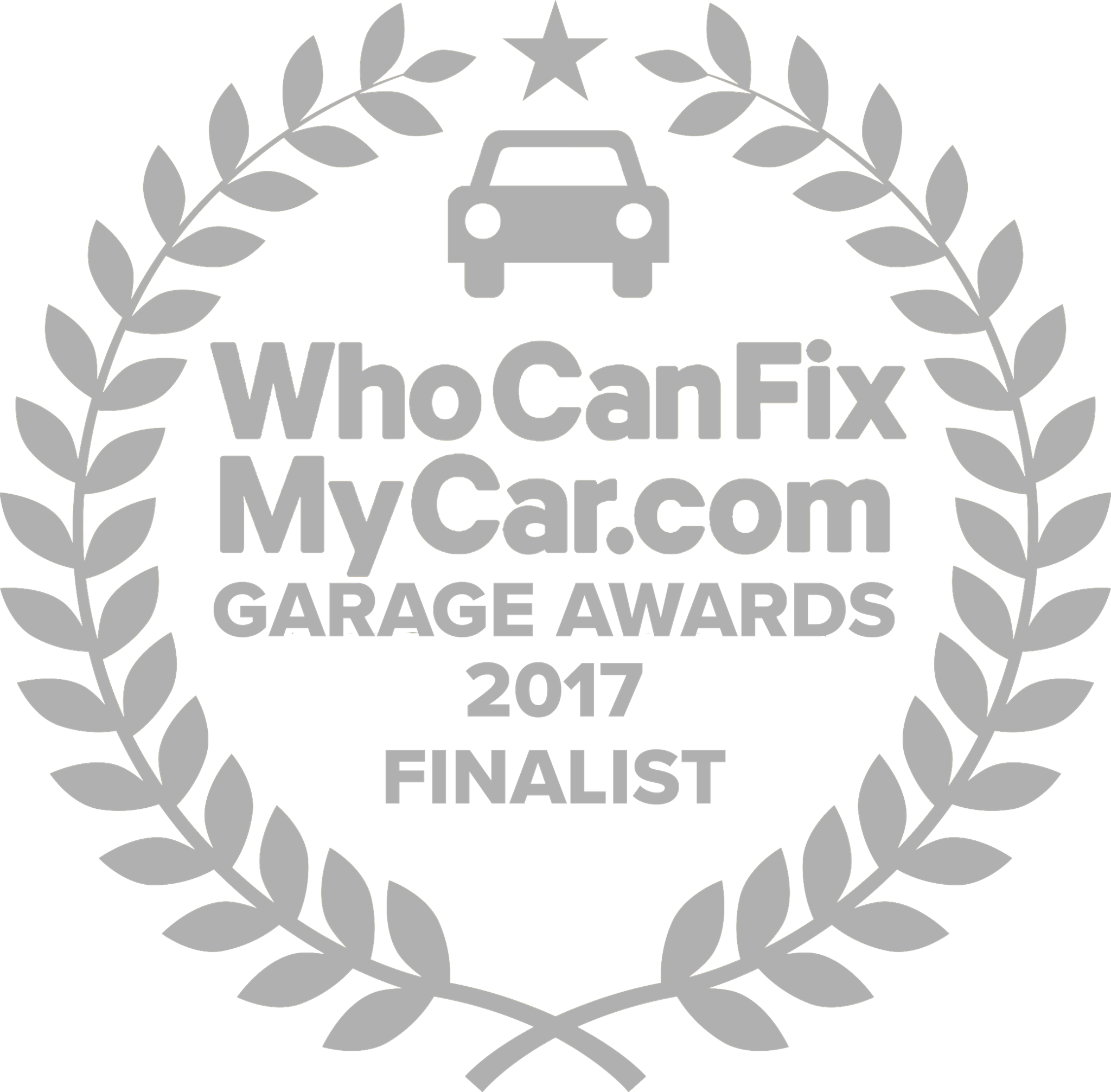 Garage Awards 2017 Finalist